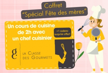 """Coffret - """"Spécial Fête des mères"""""""