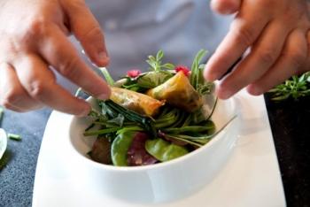 """Repas accompagnant - Cours de cuisine """"A la table des chefs"""""""