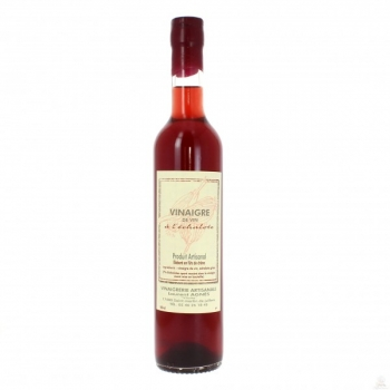 Vinaigre de vin rouge à l'échalote 25cl