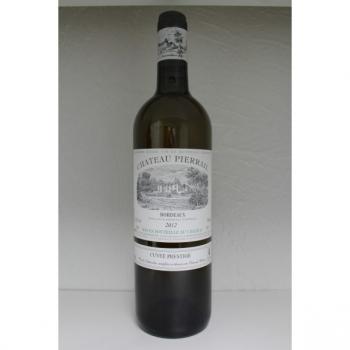 Château Pierrail Bordeaux blanc 2012