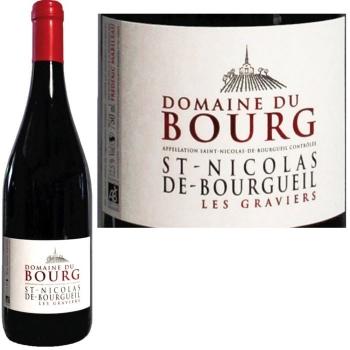 """Demi-bouteille Saint Nicolas de Bourgueil """"Les Graviers"""" 2012"""