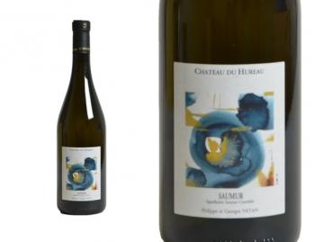 """Saumur blanc """"Château du Hureau"""" 2011"""