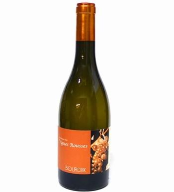 Vendanges des Vignes Rousses 2012