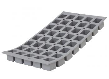 Mini-cubes élastomoule